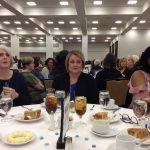 Kim at the PSP Luncheon