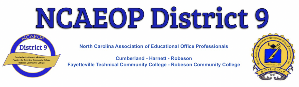 NCAEOP District 9